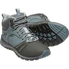 Keen Terradora Wintershel Shoes Dame storm weathe/tu